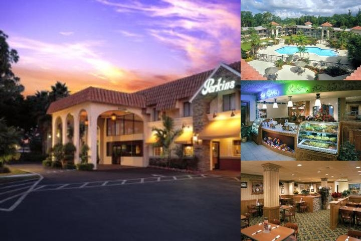 CLARION INN TURNPIKE photo collage