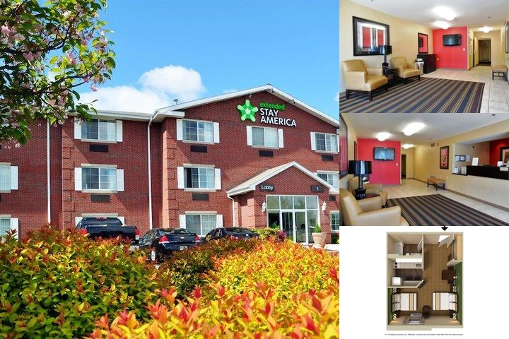 Extended Stay America - Hartford - Farmington photo collage