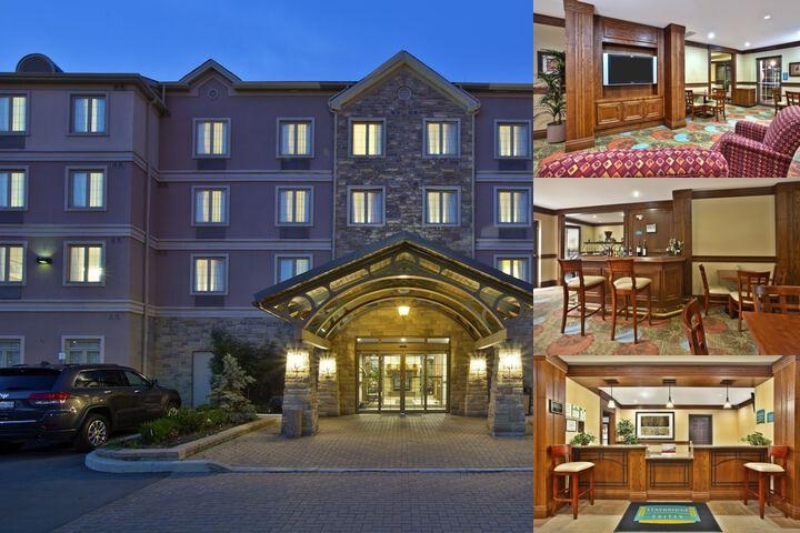 Staybridge Suites Mississauga photo collage