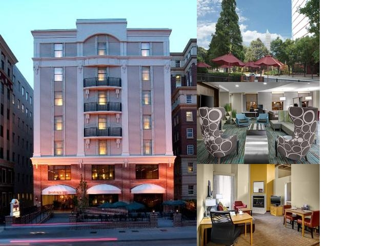Residence Inn Atlanta Midtown / 17th Street photo collage