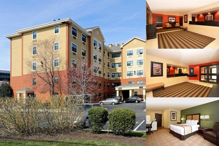 Extended Stay America Secaucus photo collage