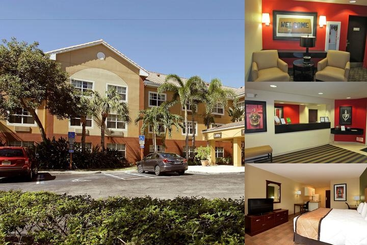 Extended Stay America Plantation photo collage