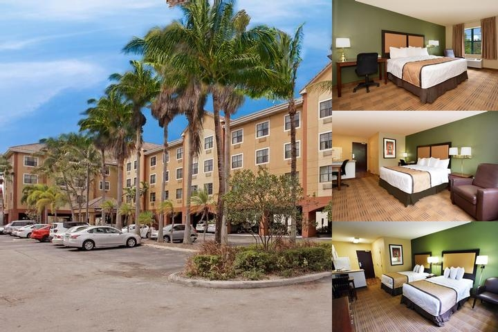 Extended Stay America – Ft. Lauderdale Airport / Cruise Port photo collage