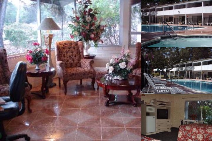 Americas Best Value Presidents Inn Monterey photo collage