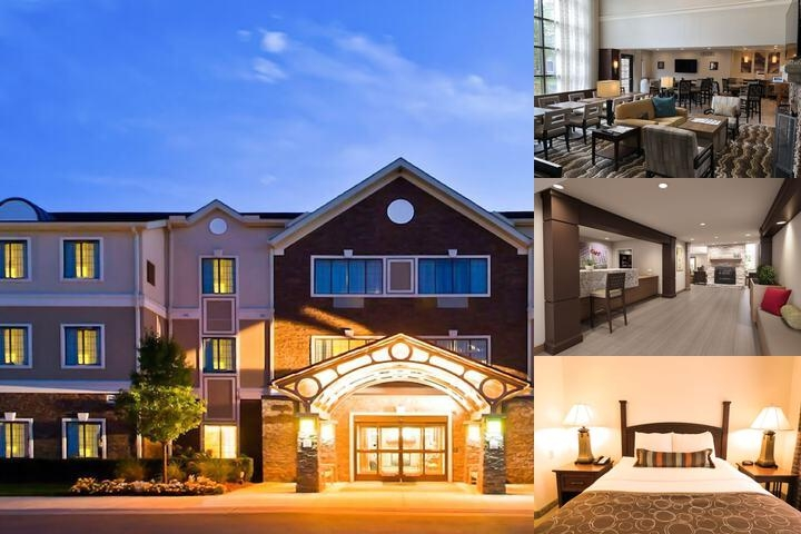 Staybridge Suites Novi photo collage