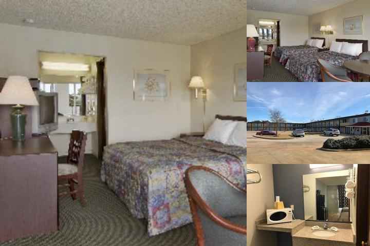 Americas Best Value Inn Garland / Mesquite photo collage