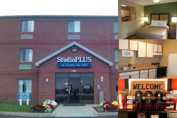 Extended Stay America Evansville photo collage