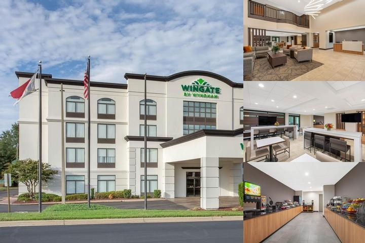 Wingate by Wyndham Mooresville North Carolina photo collage