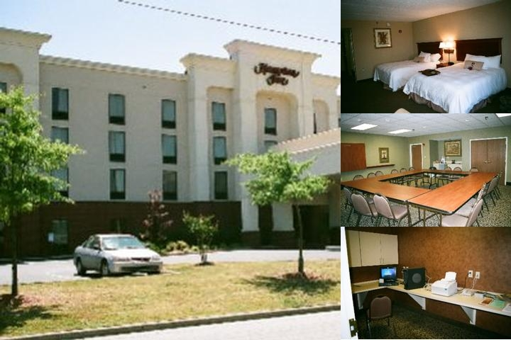 Hampton Inn Pell City photo collage