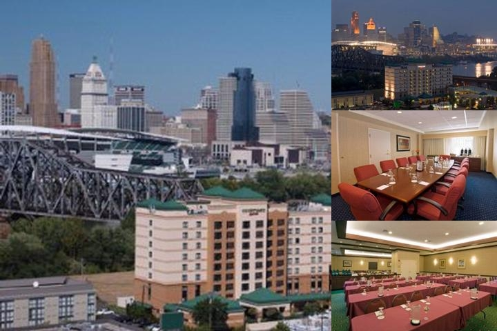 Cincinnati Covington Courtyard by Marriott photo collage