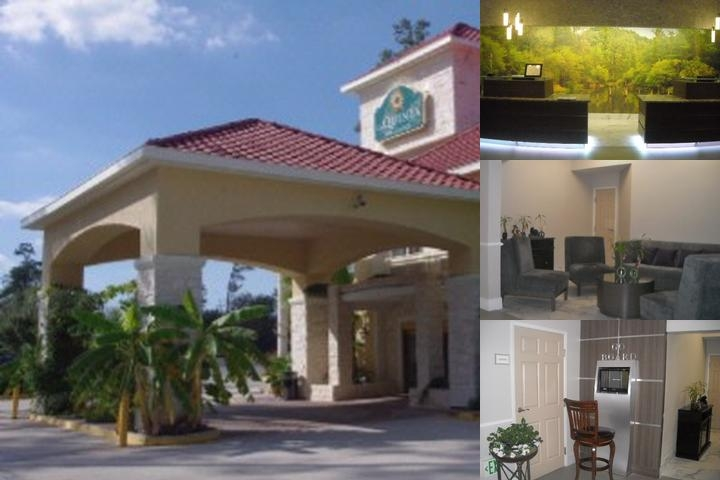 La Quinta Inn & Suites Kingwood photo collage