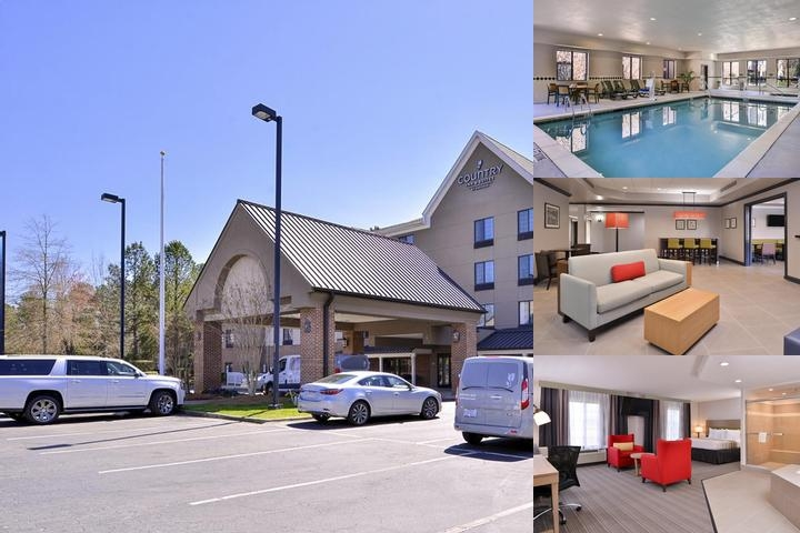 Country Inn & Suites Raleigh / Durham Airport photo collage