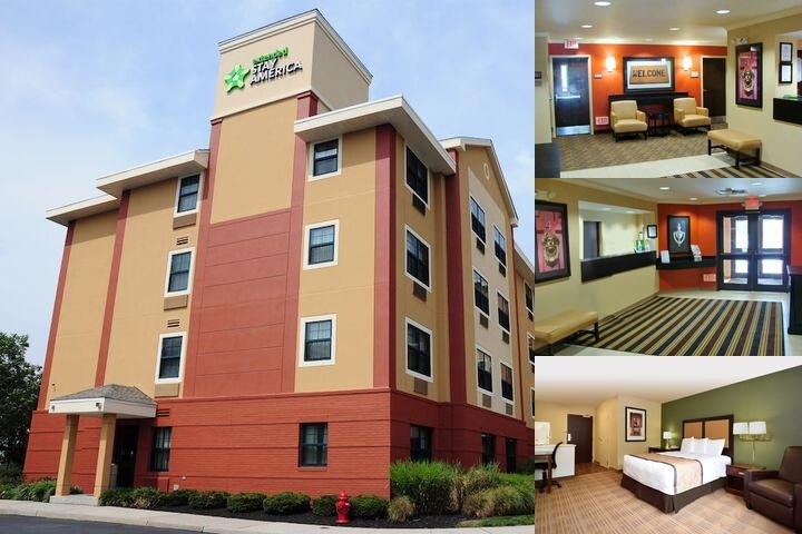 Extended Stay America Elizabeth Newark Airport photo collage