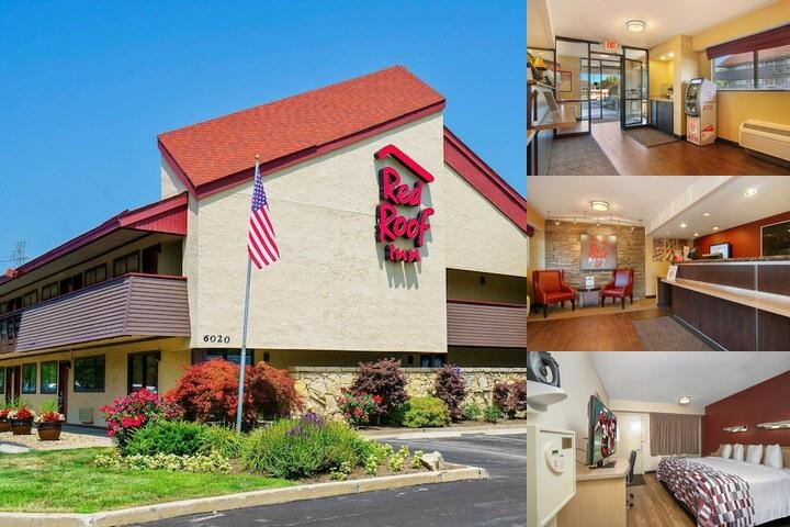Red Roof Inn Cleveland Independence photo collage