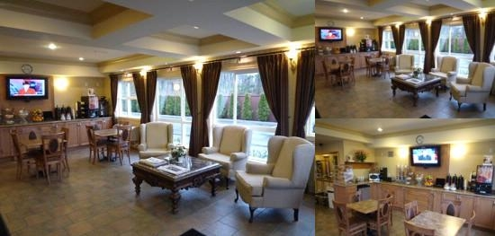 Best Western Peace Arch Inn photo collage