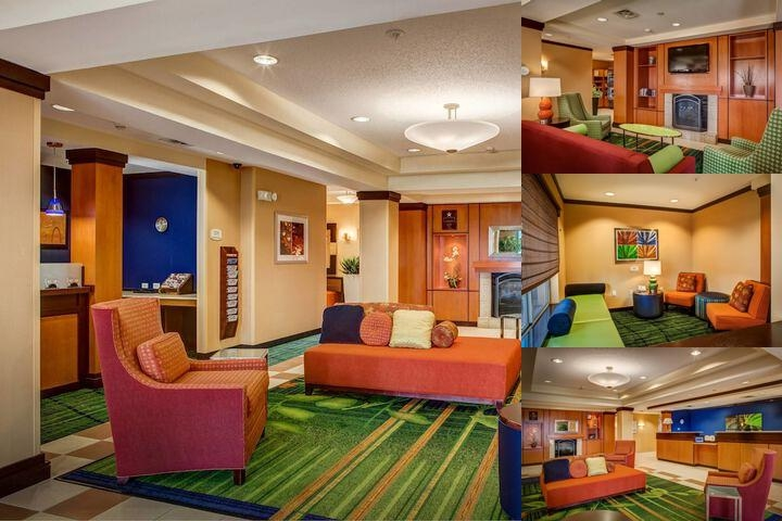 Fairfield Inn & Suites Noblesville photo collage
