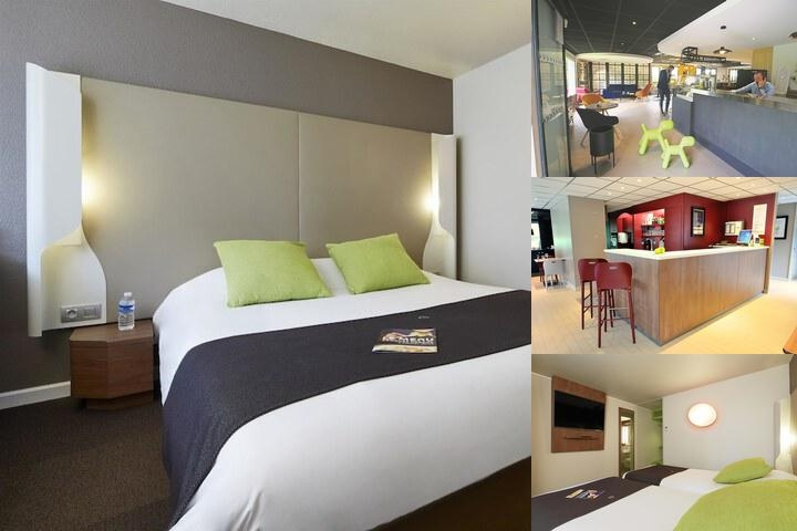 Campanile Hotel Senlis photo collage