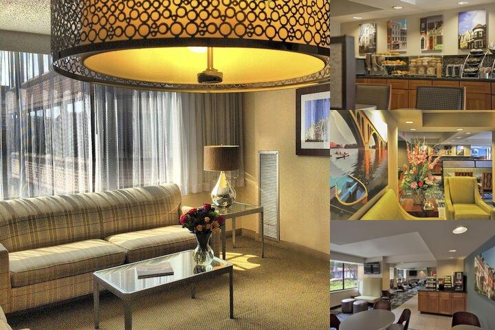 Georgetown Suites photo collage