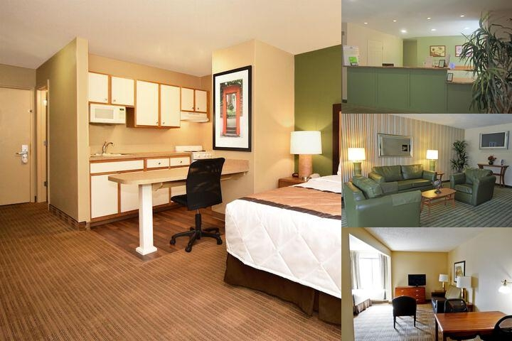 Extended Stay America Houston Northwest photo collage