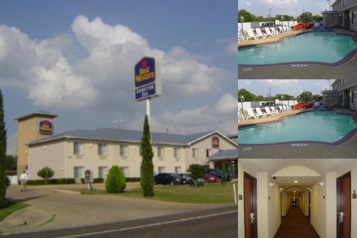 Best Western Executive Inn photo collage