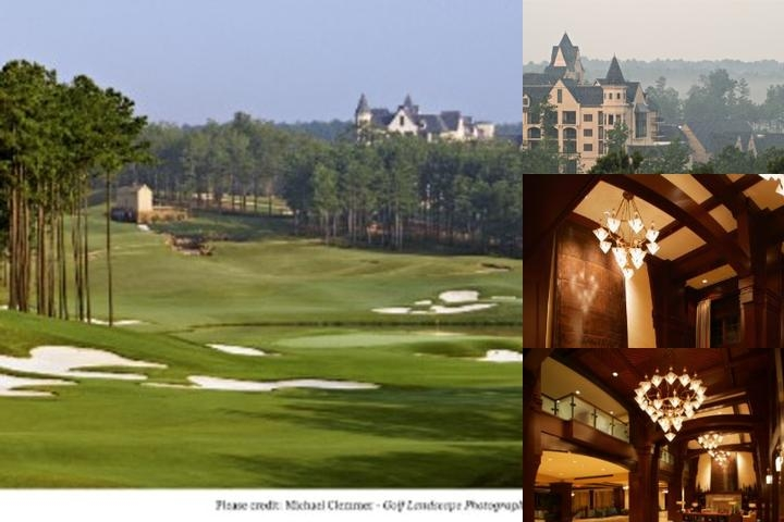 Renaissance Birmingham Ross Bridge Golf Resort & S photo collage