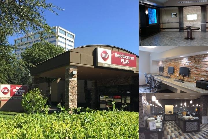Best Western Plus Dallas Hotel & Conference Center photo collage