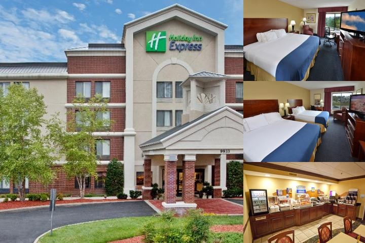 Holiday Inn Express I 64 Short Pump Area photo collage