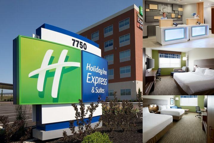 Holiday Inn Express & Suites Cincinnati North Liberty Way photo collage