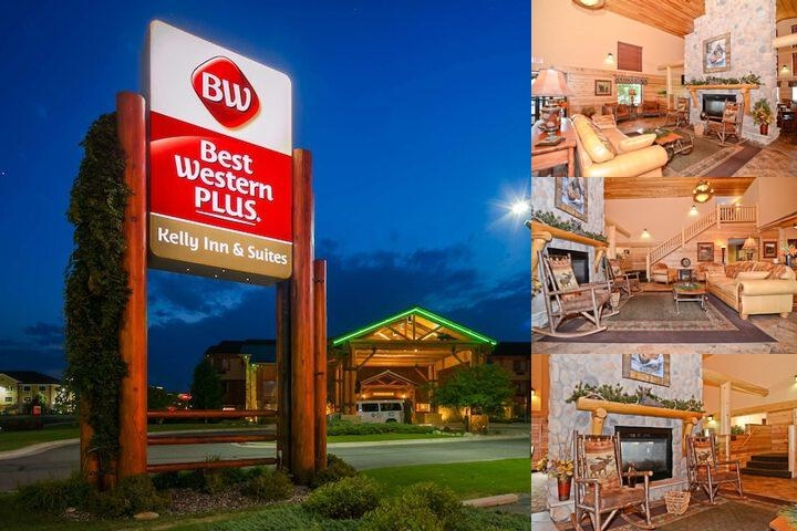 Best Western Plus Kelly Inn & Suites photo collage