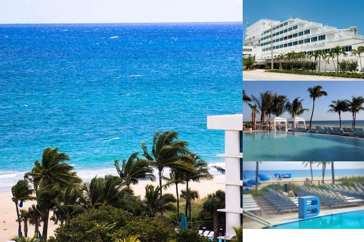 B Ocean Fort Lauderdale photo collage