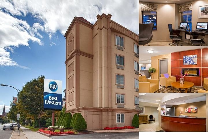 Best Western on the Avenue photo collage