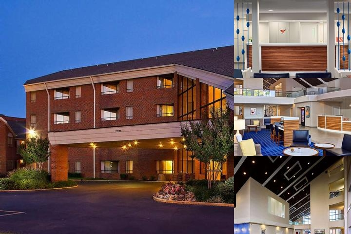 Sonesta Es Suites Memphis photo collage