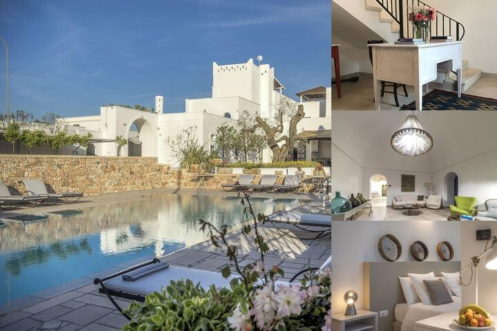 Masseria Le Mandorle photo collage