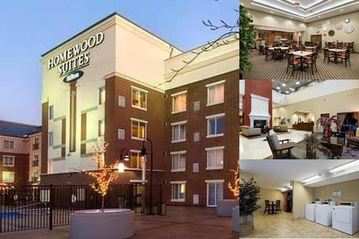 Homewood Suites by Hilton Salt Lake City Downtown photo collage