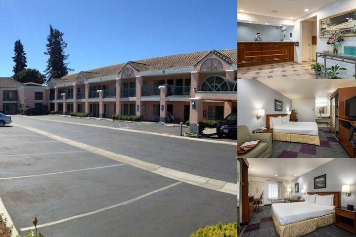 Atherton Park Inn & Suites photo collage