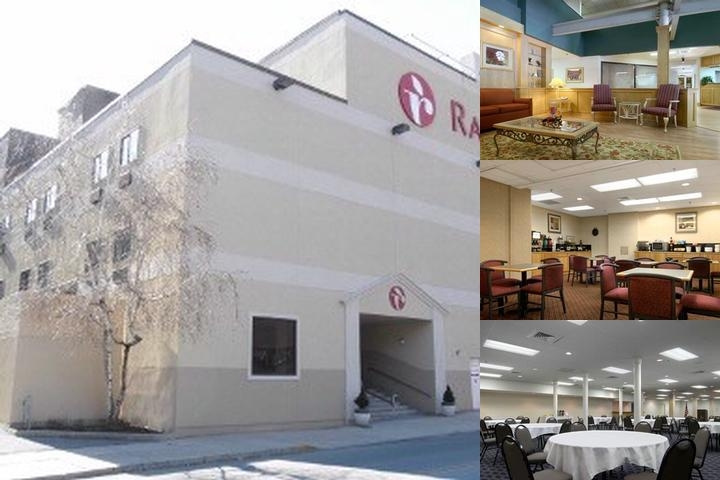 Ramada Inn photo collage