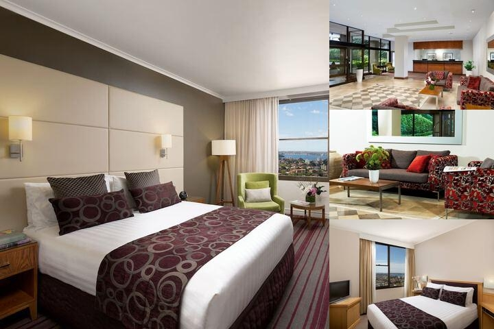 Rydges North Sydney photo collage