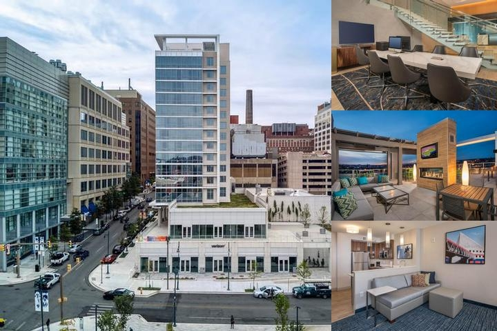 Residence Inn Baltimore at the Johns Hopkins Medical Campus photo collage