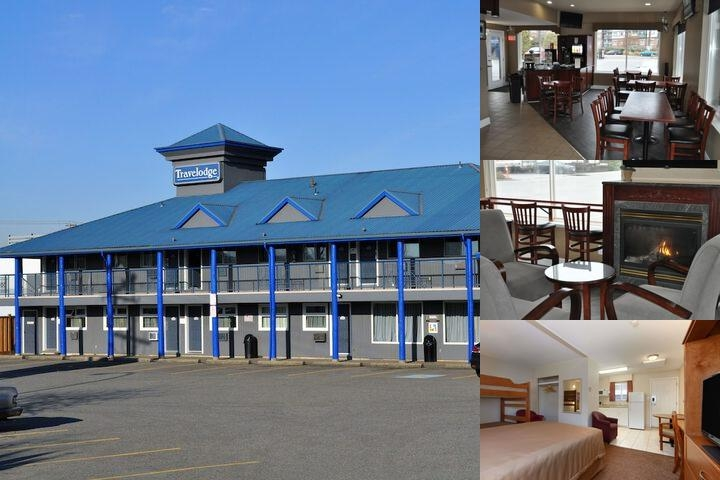 Travelodge Langley City photo collage