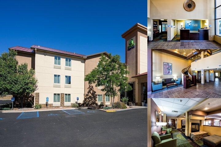 Holiday Inn Express Silver City photo collage