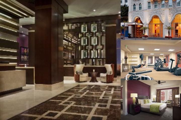 Hotel Adagio photo collage