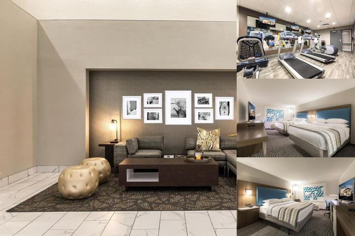 Wingate by Wyndham Augusta Washington Road photo collage