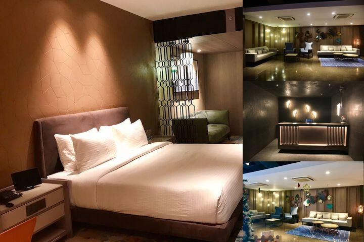 Levana Suites photo collage