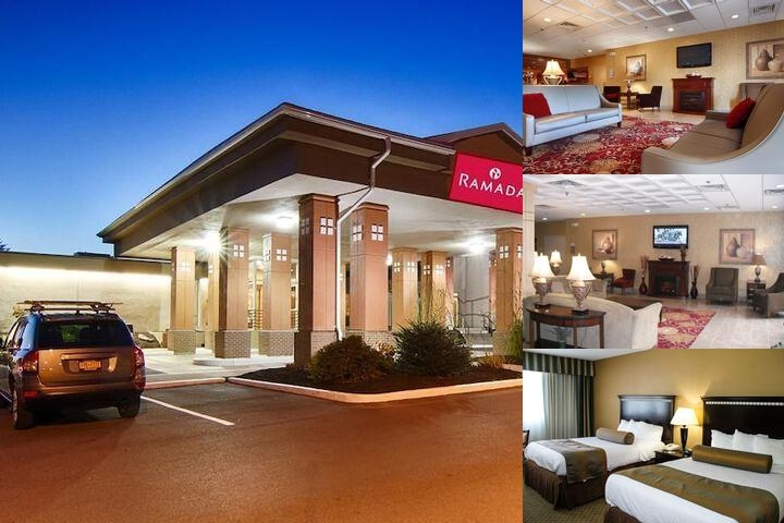 Ramada East Carrier Circle photo collage