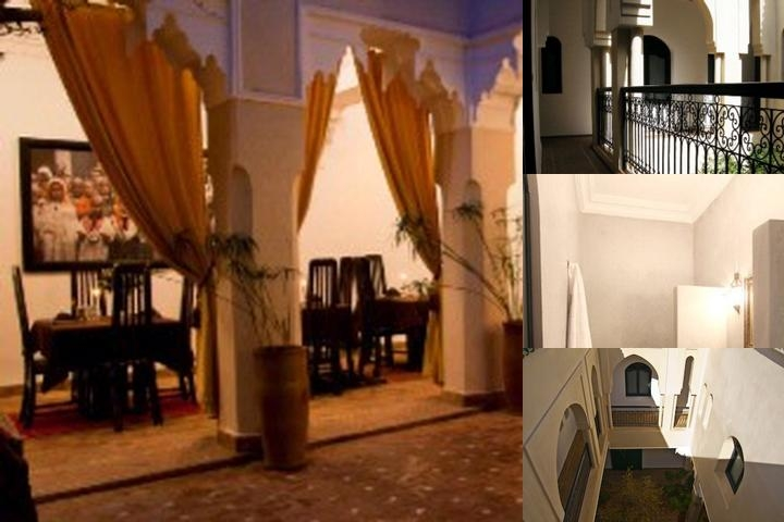 Riad Dar Foundouk photo collage