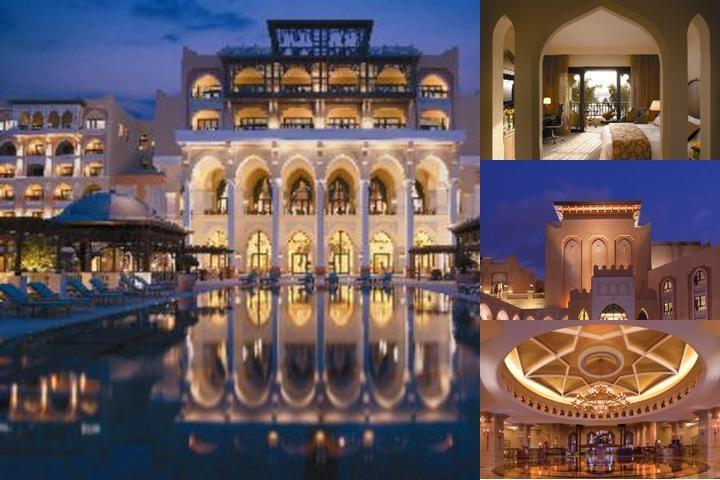 Shangri La Hotel Qaryat Al Beri Abu Dhabi Photo Collage
