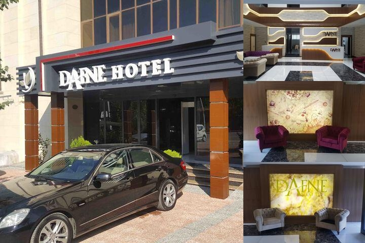 Dafne Hotel photo collage
