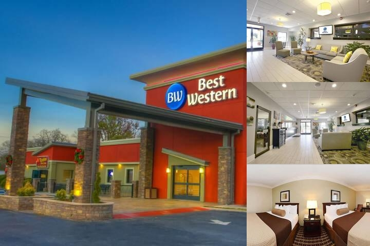 Best Western Johnson City Hotel & Conference Center photo collage