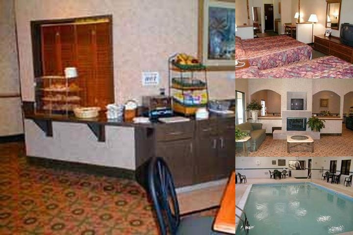 Comfort Suites Brownsburg photo collage