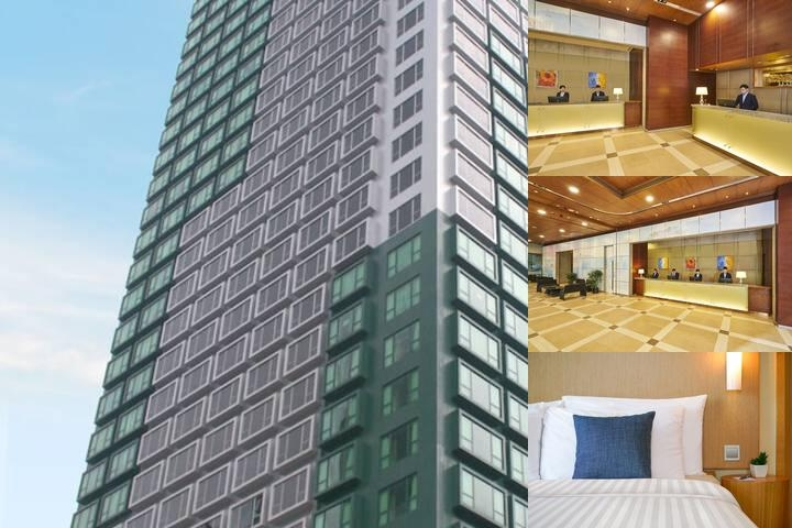 Hotel Cozi Harbour View (Previously Newton Place Hotel ) photo collage